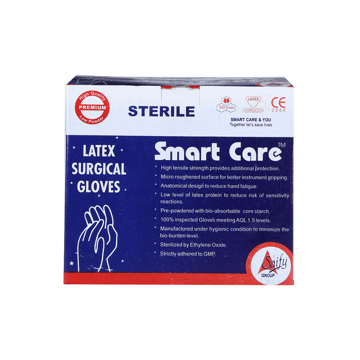 Surgical Sterile Gloves Size6.0/50 Pairs