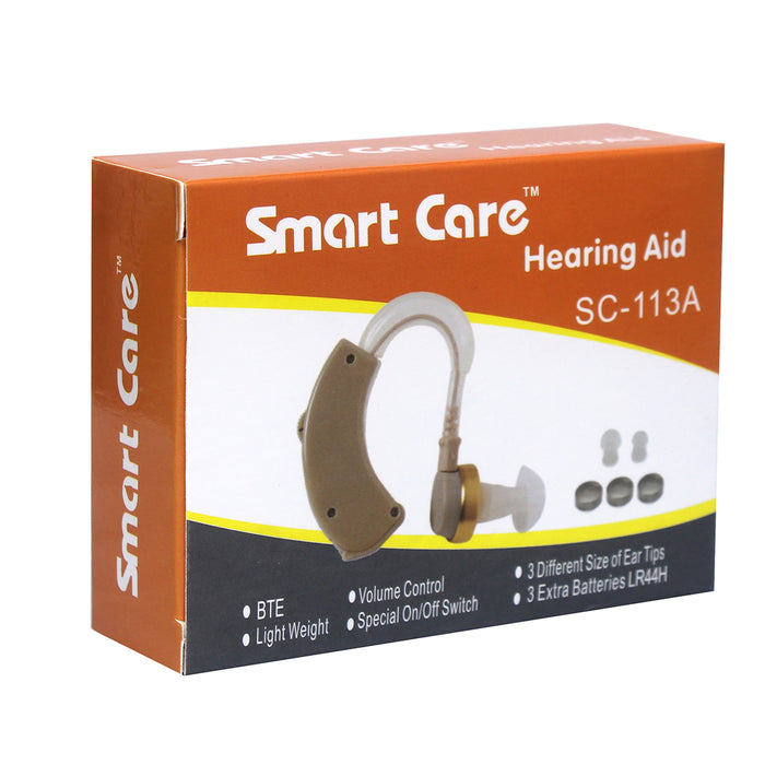 Hearing Aid Behind The Ear 113