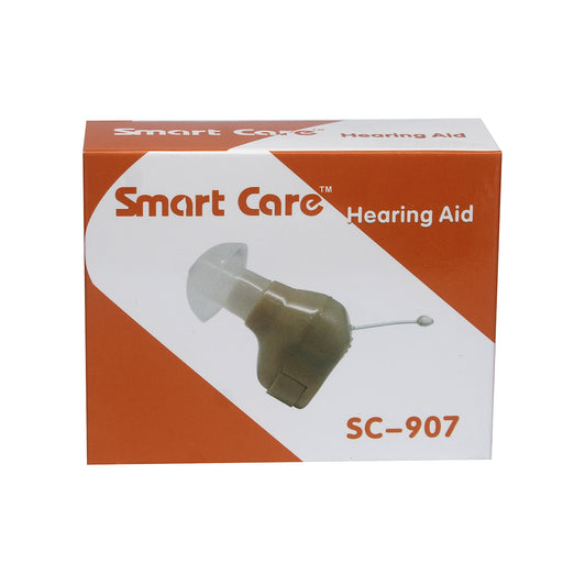 Hearing Aid In The Ear 907