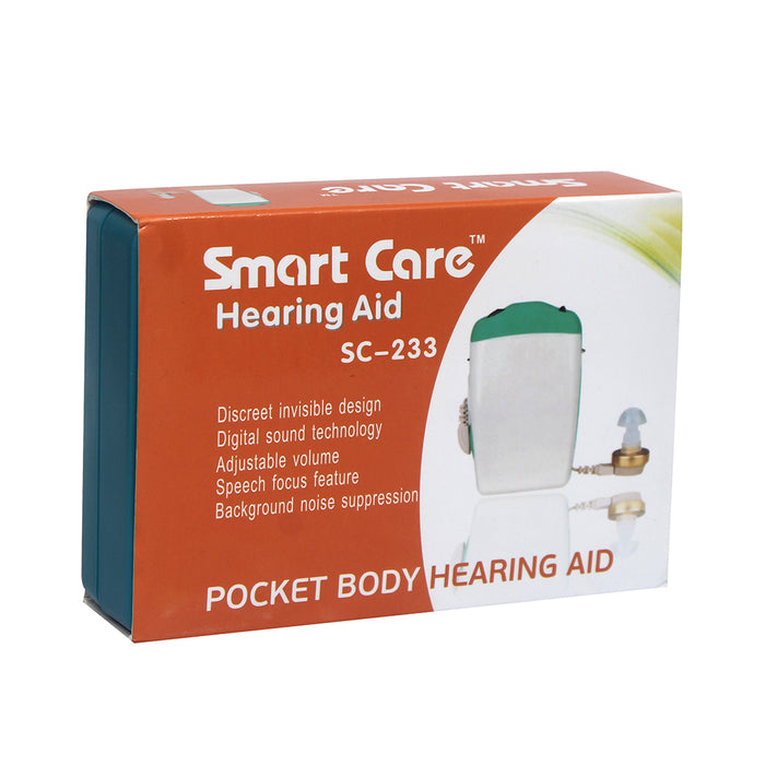 Hearing Aid Pocket Model 233