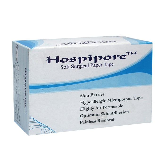 "Hospipore Surgical Paper Tape 2"" 5 MTR"