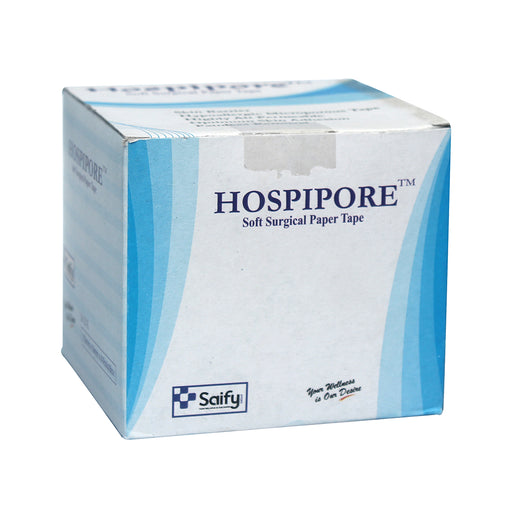 "Hospipore Surgical Paper Tape 3"" 5 MTR"