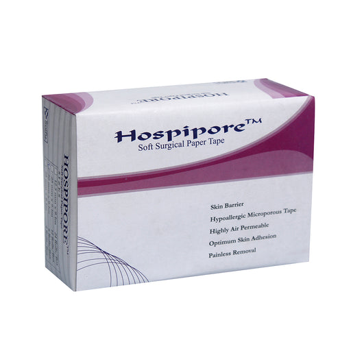 "Hospipore Surgical Paper Tape 2"" 9 MTR"