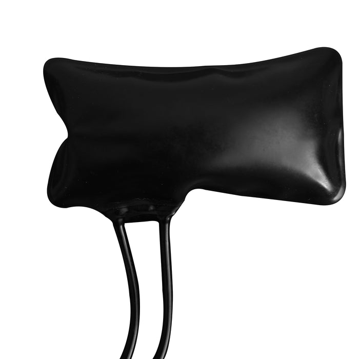 Rubber Bag Latex Black