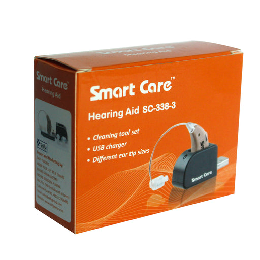 Hearing Aid Rechargable 338-3