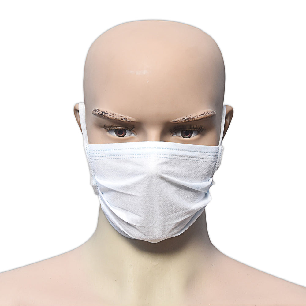 FACE MASK 3 PLY TIE 100 PCS