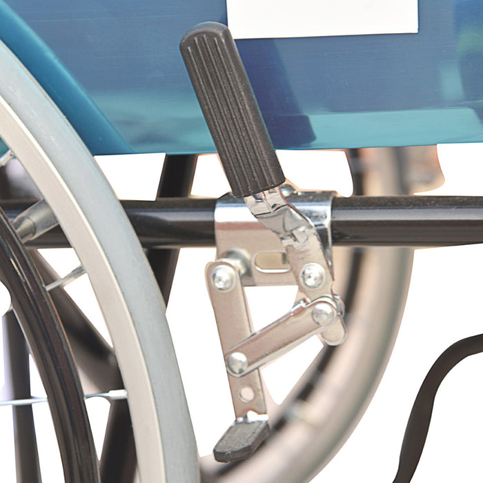 Wheelchair SC 809 Powder Coated