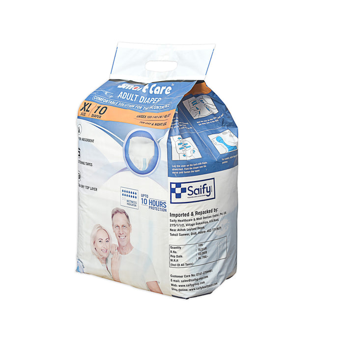 Smart Care Adult Diaper Extra Large Pack of 30 Pcs