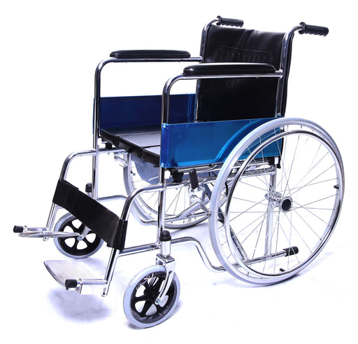 Wheelchair with Commode SC 608