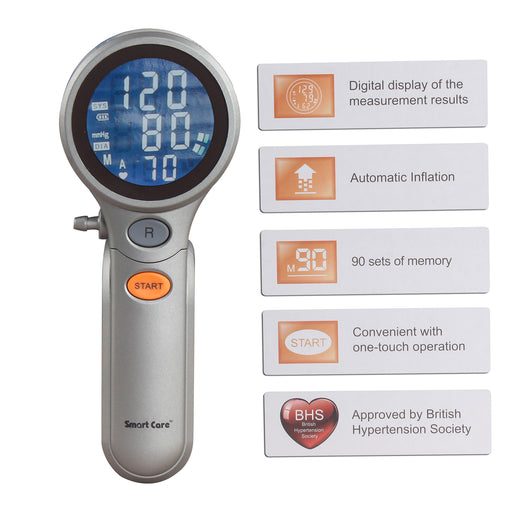 Digital Blood Pressure Monitor LD528