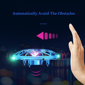 UFODrone™ 360 UFO Drone Toy Infrared Hand Sensor UFO Flying Toy Induction Aircraft Quadcopter