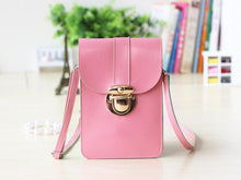 Load image into Gallery viewer, TouchBag™ - Touchable PU Leather Change Bag Touchscreen Mobile Phone Purse