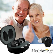 Load image into Gallery viewer, BestAid™ Hearing Aid Sound Voice Amplifier 1 Pair Included  Invisible Hearing Aids Assistant Adjustable Tone Sound