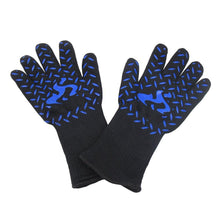 Load image into Gallery viewer, Pitmaster's Gloves™ Extreme Heat Resistant BBQ Gloves 300-500 Centigrade Extreme Heat Resistant Gloves