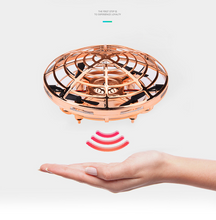 Load image into Gallery viewer, UFODrone™ 360 UFO Drone Toy Infrared Hand Sensor UFO Flying Toy Induction Aircraft Quadcopter