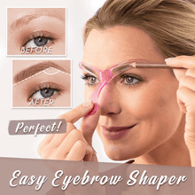Load image into Gallery viewer, DefineBrows™ - Easy Eyebrow Shaper Template Stencil