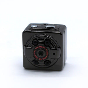 SpyCam™ Mini Night Vision Camera 1080P Night Vision Camcorder Motion DVR Micro Camera