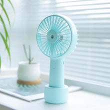 Load image into Gallery viewer, PureMist™ Portable Cooling Handheld Mist Fan