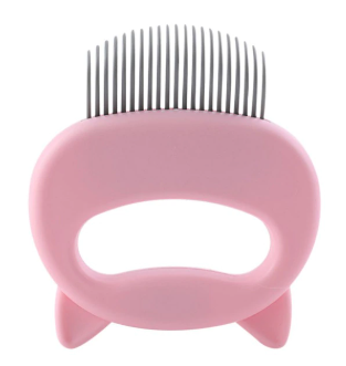 ShellyComb™ Pet Hair Removal Massaging Shell Comb Grooming Massage Tool
