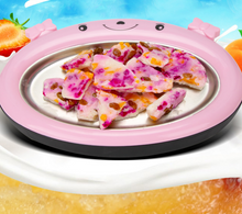 Load image into Gallery viewer, FrozenMaker™ Magic Pan Ice Cream Maker Fried Yogurt Machine Summer Cool Rolling Machine