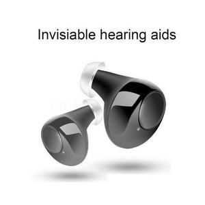 BestAid™ Hearing Aid Sound Voice Amplifier 1 Pair Included  Invisible Hearing Aids Assistant Adjustable Tone Sound