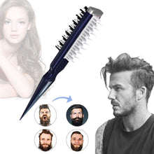 Load image into Gallery viewer, VolumeComb™ Hair Style Comb Instant Hair Volumizer Hair Styling Comb Shark Brush Portable Combing Brush