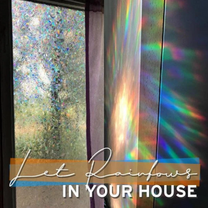 Rainbow.Ly™ 3D Rainbow Window Film