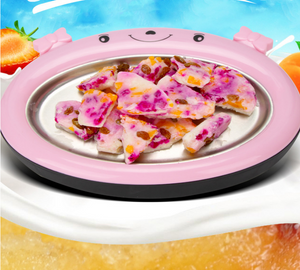FrozenMaker™ Magic Pan Ice Cream Maker Fried Yogurt Machine Summer Cool Rolling Machine