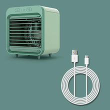 Load image into Gallery viewer, Airiac™ Rechargeable Water-cooled Air Conditioner Spot Rechargeable Water-cooled Air Conditioner Desktop Cooling Fan Air Cooler