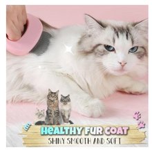 Load image into Gallery viewer, ShellyComb™ Pet Hair Removal Massaging Shell Comb Grooming Massage Tool