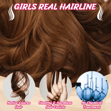 Load image into Gallery viewer, Hairxtend™ Magic Clip-on Hair Topper Human Hair Hairpiece Hair Extension