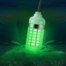 Load image into Gallery viewer, AquaLure™ Fishing Light For Fishing At Night 12V LED Waterproof Ip68 Lures Fish Finder