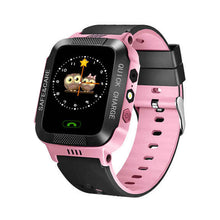 Load image into Gallery viewer, SmartKid™  Waterproof Kids Smart Watch Anti-lost Safe LBS Tracker SOS Call For Android iOS