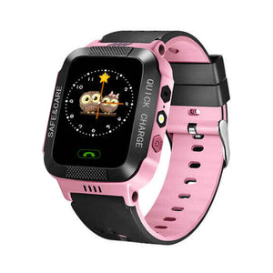 SmartKid™  Waterproof Kids Smart Watch Anti-lost Safe LBS Tracker SOS Call For Android iOS