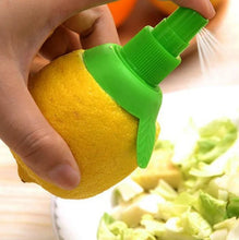 Load image into Gallery viewer, CitrusSpray™ Lemon Sprayer Gadget Set Of 4 Citrus Orange Lemon Lime Manual Sprayer