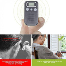 Load image into Gallery viewer, MagicEar™ Personal Sound Booster Personal Ear Digital Hearing Aid Sound Hearing Amplifier