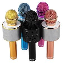 Load image into Gallery viewer, GoSing™ - Wireless Bluetooth Karaoke Microphone