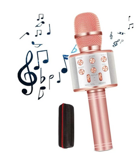 GoSing™ - Wireless Bluetooth Karaoke Microphone