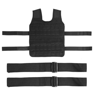 Vestone™ Adjustable Weighted Vest for Training Workouts Gym Training Jacket