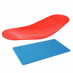 YogaBoard™ Yoga Fitness Balancing Board Unisex Training Twisting Balance Board With Free Mat