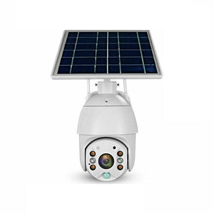 CamGuard™ Solar Powered Wireless Security Camera 1080P Outdoor Night Vision IP66 Waterproof