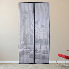 Load image into Gallery viewer, DoorNet™ Magnetic Mesh Insect Screen Door Mesh Net Mosquito Fly Bug Curtain