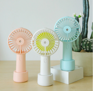 PureMist™ Portable Cooling Handheld Mist Fan