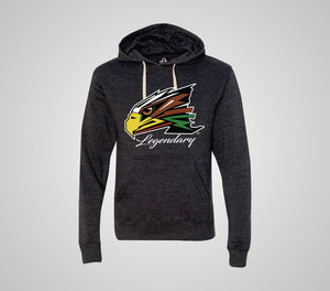 "Legendary ""TriBlend"" Hoodie - Full Color"
