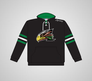 "Legendary ""Authentic"" Jersey Hoodie - Limited Edition"