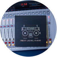 Next Level Radio Print - 2015 Funding Drive