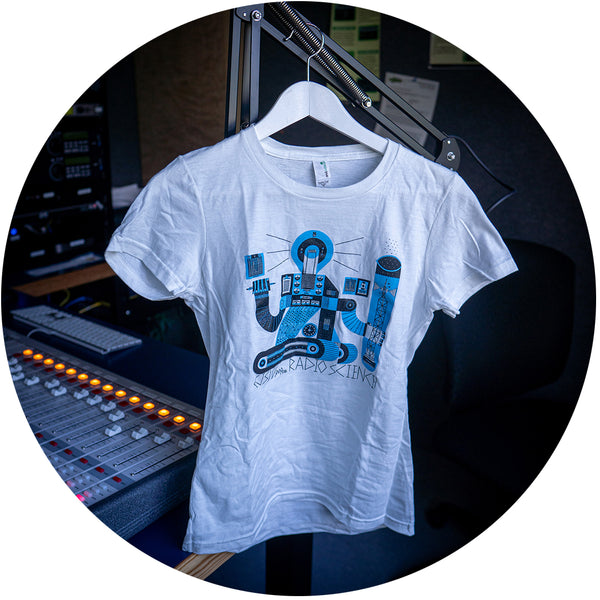 Radio Science T-Shirt - 2012 Funding Drive