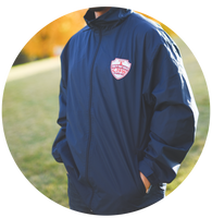 Ninety Point Niners Sports Jacket - 2017 Funding Drive