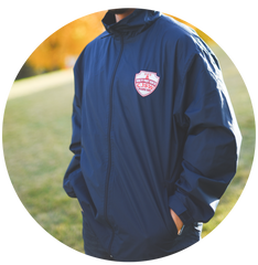 Coach Jacket <br />+ Mug <br />+ Ball Cap <br />+ Special Mix<br />+ T-Shirt <br />+ Friends Card