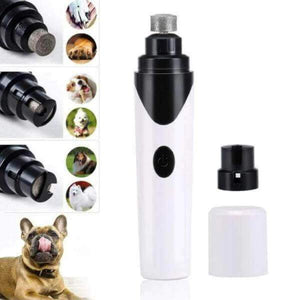 Pawnimals™ Premium Rechargeable Pet's Nail Grinder